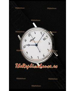 Breguet Classique 5177BB/29/9V6 Reloj de Acero Inoxidable con Marcadores de Hora en Numeros Romanos