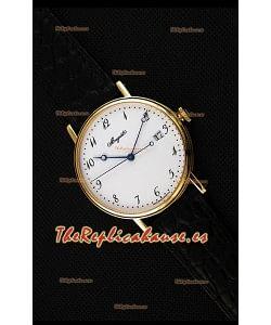 Breguet Classique 5177BA/29/9V6 Reloj en Oro Amarillo con Marcadores de Hora en Numeros Arábigos