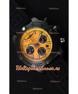 Breitling Chronomat B01 Blacksteel Reloj Réplica Suizo Última Réplica a Espejo 1:1