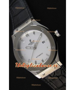 Hublot Classic Fusion Titanium Opalin Reloj Réplica Suizo - Réplica a Espejo 1:1