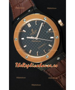 Hublot Classic Fusion Ceramic King Gold Reloj Réplica Suizo - Réplica a Espejo 1:1