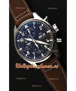 IWC Pilot's Chronograph IW377713 Antoine De Saint Exupéry Reloj Réplica Suizo a Espejo 1:1
