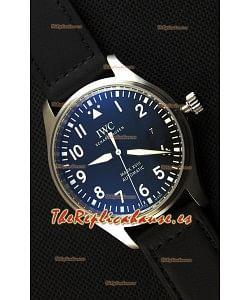 IWC Pilot's MARK XVIII IW327009 Reloj Réplica Suiza Dial Negro Réplica a Espejo 1:1