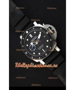 Panerai Luminor Submersible PAM1389 Titanium Reloj Réplica Suizo a Espejo 1:1