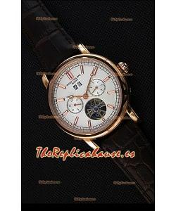 Patek Philippe Japanese Tourbillon Reloj Réplica Caja en Oro Rosado