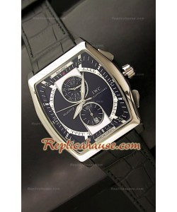 Reloj Japonés en Acero Inoxidable IWC Da Venci Kurt Klaus Edición Limitada