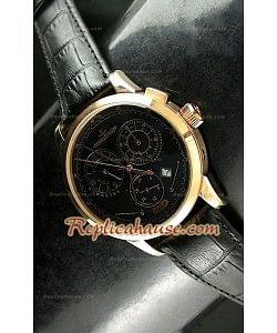 Jaeger LeCoultre Duometre Reloj Cronógrafo Japonés
