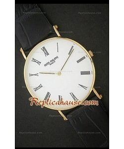 Patek Philippe Reloj Calatrava Señores