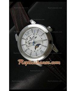 Patek Philippe Reloj de Compilación sSeñores en Gris
