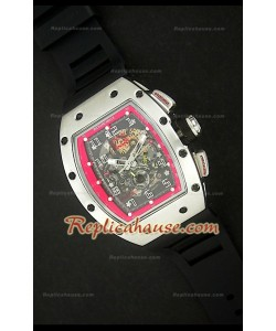 Reloj Richard Mille RM004 Edición Filippe Massa