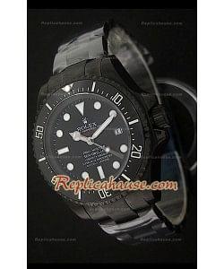 Réplica Reloj Suizo Rolex Edición Sea Dweller Deep Sea  en PVD