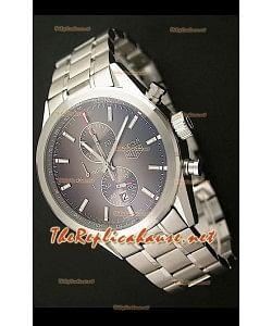 Tag Heuer SLR 300 Reloj Cronógrafo con Esfera Marrón