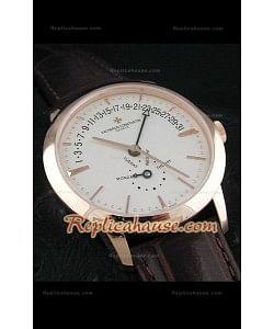 Vacheron Constantin Patrimony Reloj Japonés en Oro