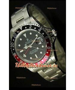 Rolex GMT Masters II, Reloj Réplica Suiza - Movimiento Actualizado 2013