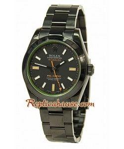 Rolex Réplica Milgauss Pro Hunter Edición
