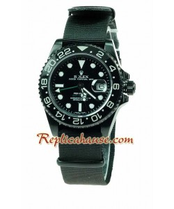 Rolex Réplica GMT Master Pro Hunter Reloj Réplica