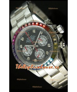 Rolex Cosmograph Daytona Réplica Japonesa – Sub Diales Actualizados