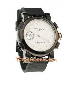 Romain Jerome Titanic DNA Reloj Réplica