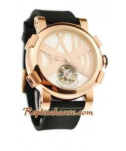 Romain Jerome Tourbillon Reloj Réplica