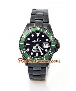 Rolex Réplica Submariner - PVD Reloj 50th Anniversary