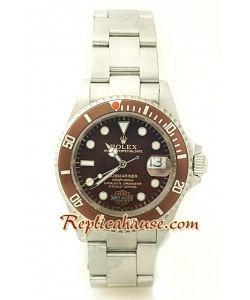 Rolex Réplica Submariner - Harley Davidson Edición Reloj
