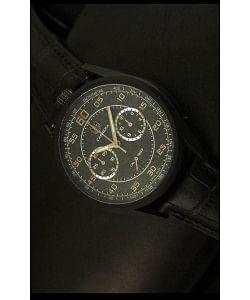 Tag Heuer Carrera 1887 Edición Jack Heuer - Reloj Suizo, Dial de Carbón