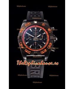 Breitling Chronomat 44 Raven Reloj Réplica a Espejo 1:1