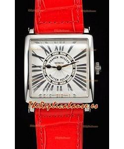 Franck Muller Master Square Ladies Reloj Réplica a Espejo 1:1