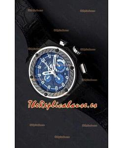 Hublot Big Bang King Power F1 Interlagos Reloj Réplica a Espejo 1:1 Caja de Carbono