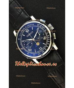 A. Lange & Söhne Datograph Perpetual Tourbillon Reloj Réplica Suizo