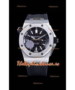Audemars Piguet Royal Oak Offshore Diver Acero 904L Reloj Réplica a Espejo 1:1