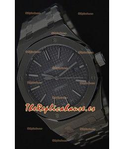 Audemars Piguet Royal Oak 41MM Dial Gris Correa de Acero - Reloj Réplica a Espejo 1:1 Última Edición