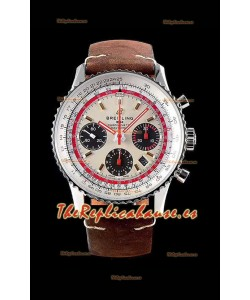 Breitling Navitimer 1 B01 Chronograph TWA Edition 43MM - 904L Reloj Réplica a Espejo 1:1