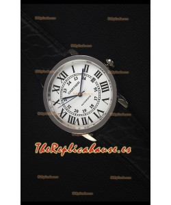 """Cartier """"Ronde De Cartier"""" Reloj de Acero Inoxidable"""