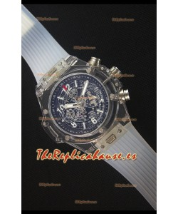 Hublot Big Bang Unico Sapphire Reloj Replica de Cuarzo 45MM