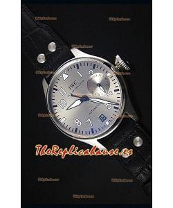 IWC Father Big Pilot's REF# IW500906 Reloj Replica a Espejo 1:1 - Indicador de Reserva de Energía Funcional