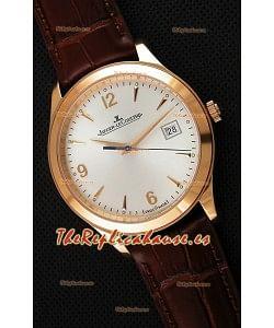 Jaeger-LeCoultre Master Control Date Automatic Mens Reloj Réplica a Espejo 1:1 Q1542520