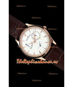 Jaeger-LeCoultre Master Ultra Thin Réserve De Marche Reloj Réplica a Espejo 1:1