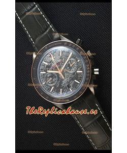 Omega Speedmaster Grey Side of the Moon Reloj Replica Suizo a espejo 1:1