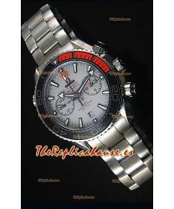 Omega Seamaster Planet Ocean 600M Master Reloj Replica Suizo Cronógrafo Escala 1:1