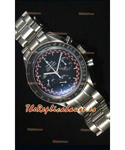 Omega Speedmaster Tintin Moon Reloj Replica Suizo con Correa de Acero
