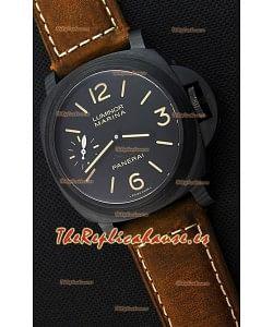 Panerai Luminor Marina Carbotech Edición Beverly Hills Boutique Reloj Réplica Suizo