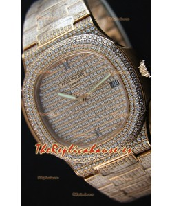 Patek Philippe Nautilus 5711/1A-011 Reloj Suizo - Versión a Espejo 1:1 Última Actualización