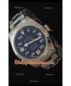 Rolex Air King 116900  - Reloj Replica Suizo Niquelado a Espejo 1:1