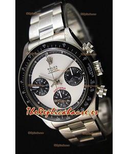 Rolex Daytona Paul Newman REF 6263 Reloj Réplica Suizo - Reloj de Acero 904L