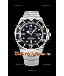 Rolex Sea-Dweller REF# 126600 Acero 904L Reloj Réplica a Espejo 1:1 Ultimate 43MM