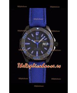 Tag Heuer Aquaracer Calibre 5 Reloj con Caja de Cerámica a Replica Espejo 1:1
