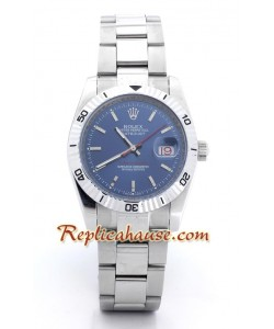 Rolex Réplica Datejust - Turn O Graph