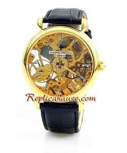 Vacheron Constantin Skeleton Reloj Suizo de imitación